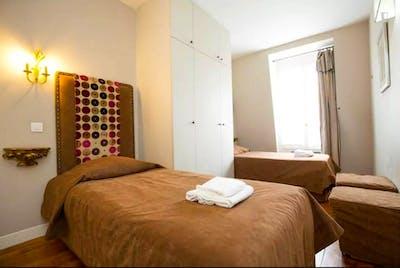 Superb 3-bedroom apartment in Paris  - Gallery -  1