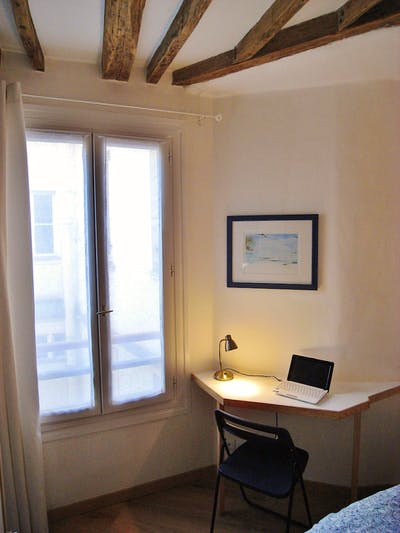 Very nice 1-bedroom apartment in 4e - Hôtel de Ville  - Gallery -  3