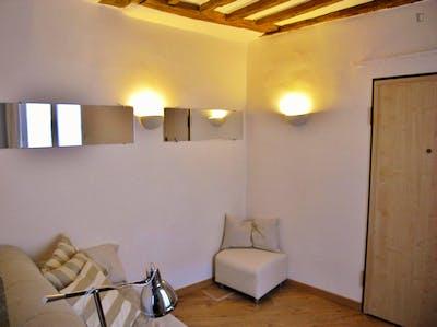 Very nice 1-bedroom apartment in 4e - Hôtel de Ville  - Gallery -  2