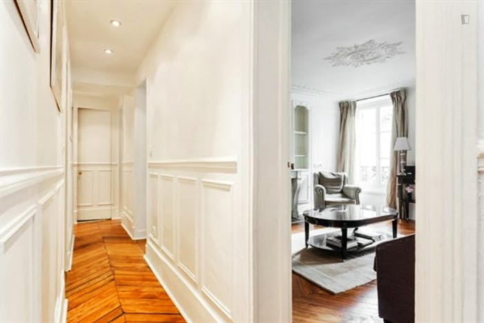 Wonderful 2-bedroom apartment in Marais  - Gallery -  8