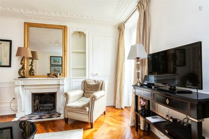 Wonderful 2-bedroom apartment in Marais  - Gallery -  7