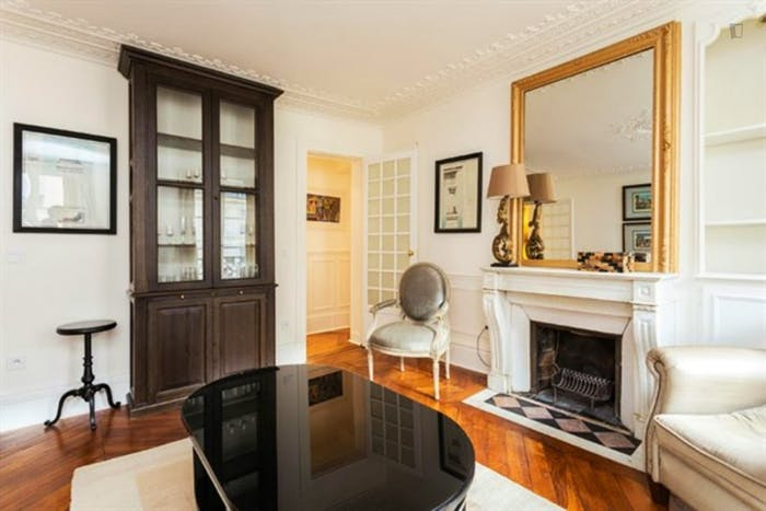 Wonderful 2-bedroom apartment in Marais  - Gallery -  6