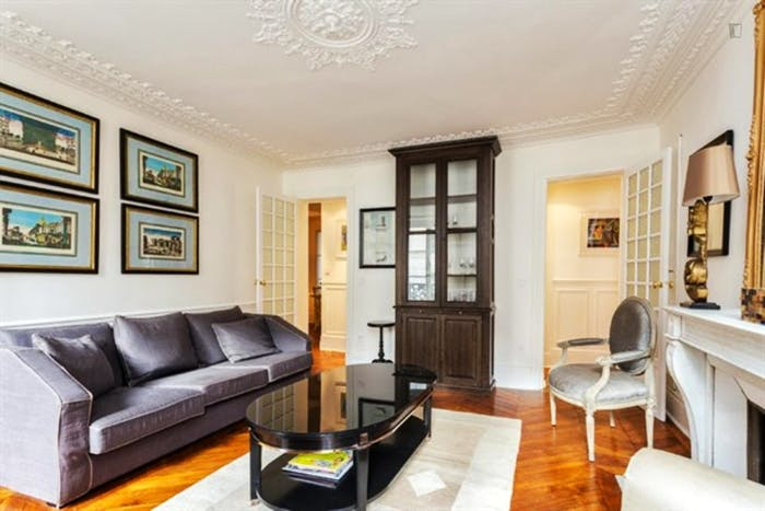 Wonderful 2-bedroom apartment in Marais  - Gallery -  3