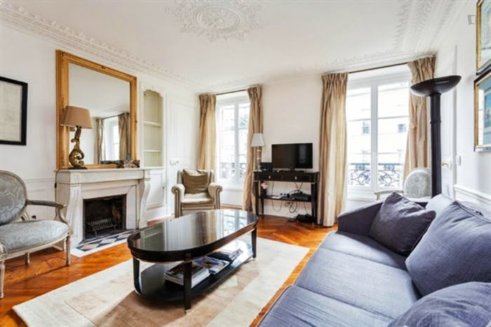 Wonderful 2-bedroom apartment in Marais  - Gallery -  5