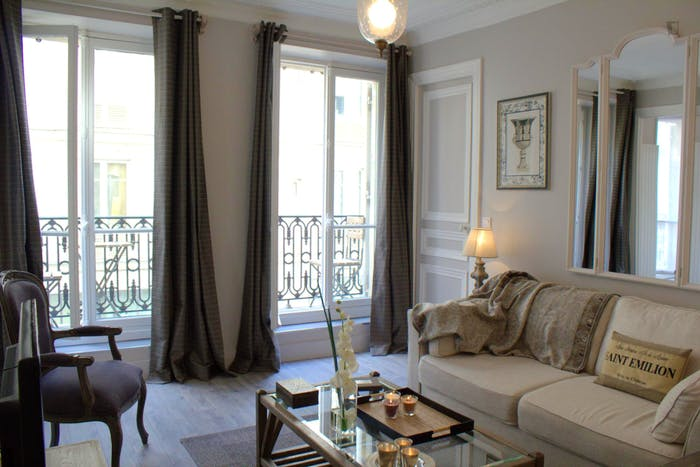 Vintage 1-bedroom apartment near the Saint-Paul metro  - Gallery -  6