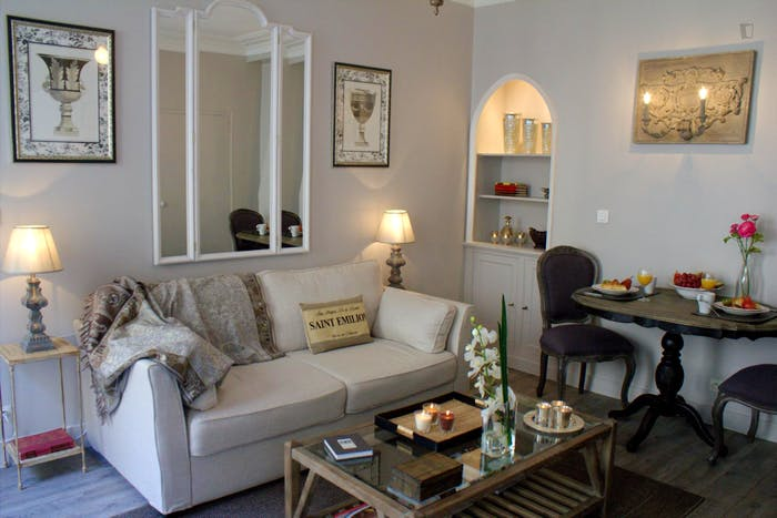 Vintage 1-bedroom apartment near the Saint-Paul metro  - Gallery -  7