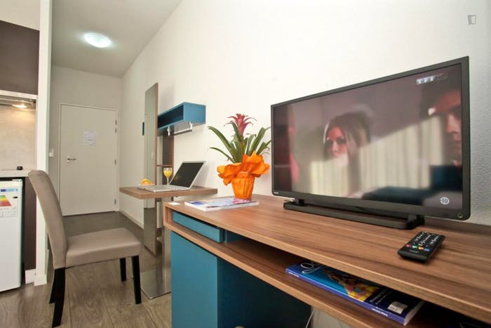 Welcoming studio in a residence, in the centre of Tours  - Gallery -  6