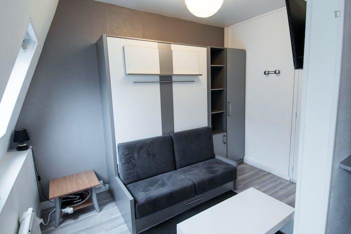 Very posh studio near the beautiful Champs-Élysées  - Gallery -  1
