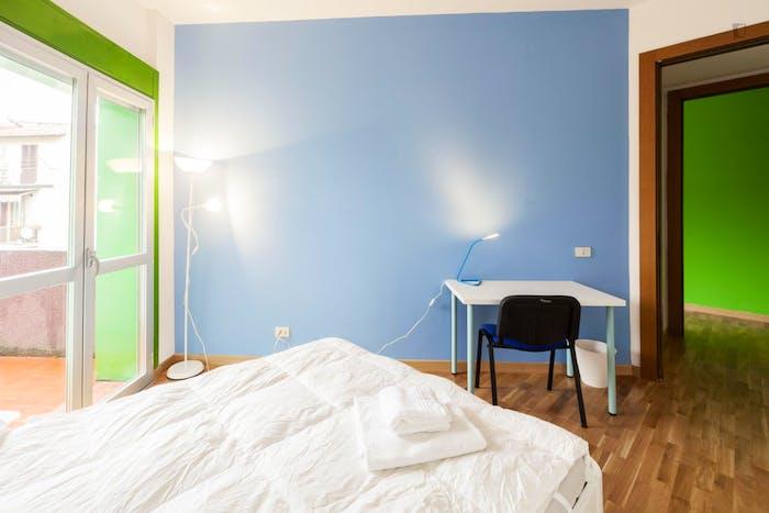 Very cool double bedroom near the Santa Maria Novella train station  - Gallery -  3
