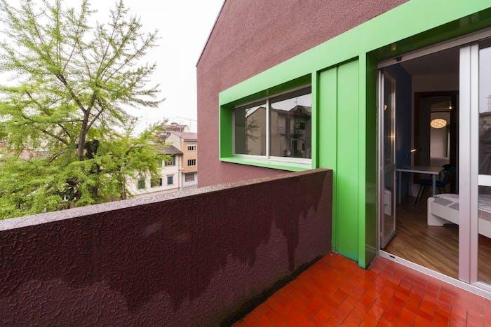 Very cool double bedroom near the Santa Maria Novella train station  - Gallery -  5
