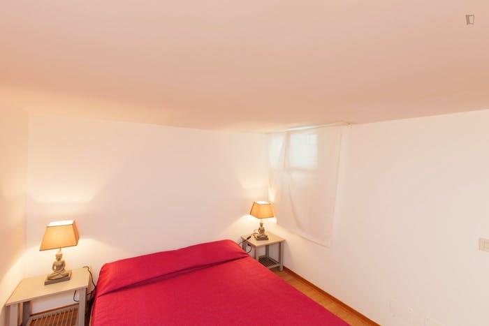 Very cool 1-bedroom flat close to S.Agnese/Annibaliano metro station  - Gallery -  6