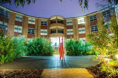 Canberra Uni Gardens