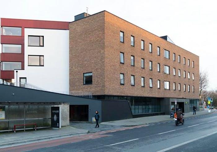 Broadstone Hall, Dublin   Student Accommodation