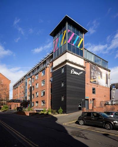 The Nottingham City Aparthotel