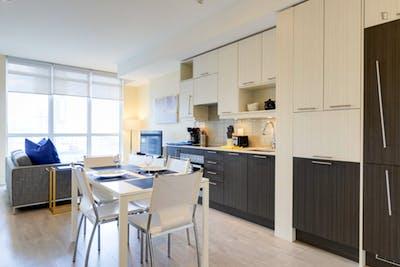 Wonderful 1-bedroom apartment in Toronto near Osgoode subway station  - Gallery -  1