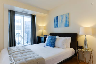 Sunny & bright 1-bedroom apartment with Den in Toronto, near Osgoode subway station  - Gallery -  2