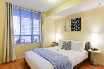 Super modern 1-bedroom apartment in Toronto near Osgoode subway station   - Gallery -  1