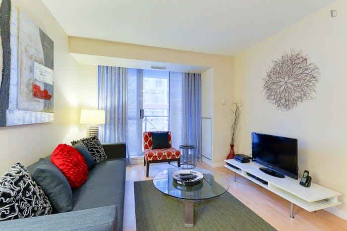 Wonderful 1-bedroom apartment in Toronto near Osgoode subway station  - Gallery -  9