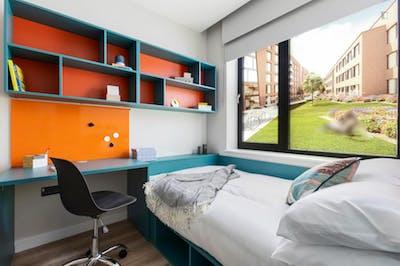 Well-lit double bedroom in a residence near Grangegorman tram stop  - Gallery -  2
