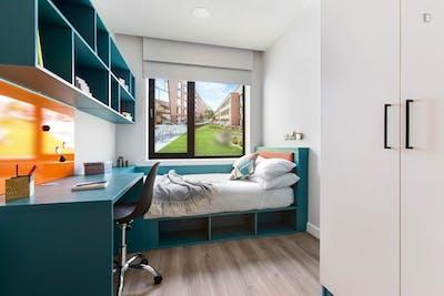 Well-lit double bedroom in a residence near Grangegorman tram stop  - Gallery -  1
