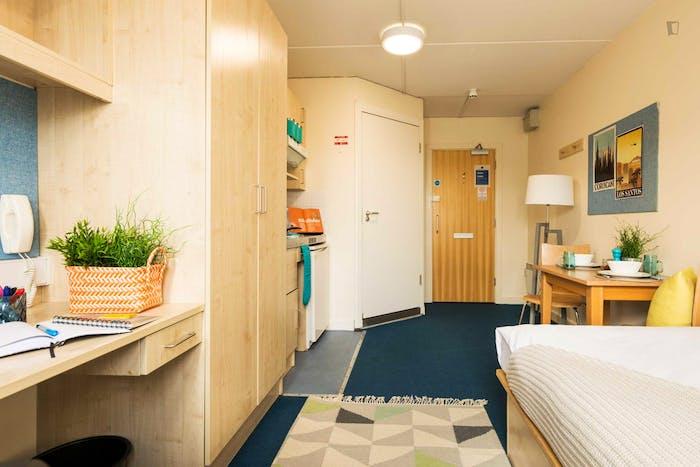 Wonderful single bedroom in a nice apartment near Charlotte Turner Gardens  - Gallery -  2