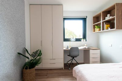 Sunny single-bedroom in a 2-bedroom apartment in a residence in Melbourne, near Melbourne University  - Gallery -  2