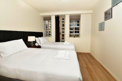 Stylish 2-bedroom apartment near RMIT University  - Gallery -  1