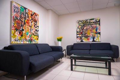 Sublime single ensuite bedroom near Liceu metro station  - Gallery -  2