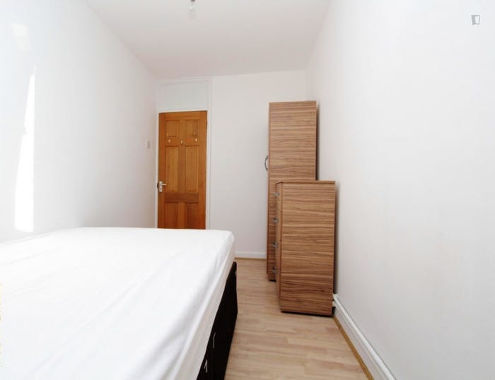 Well-lit double bedroom in Dalston  - Gallery -  2