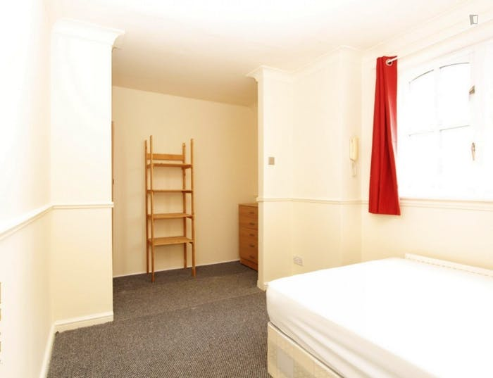 Well-lit double bedroom in up-and-coming Rotherhithe  - Gallery -  2