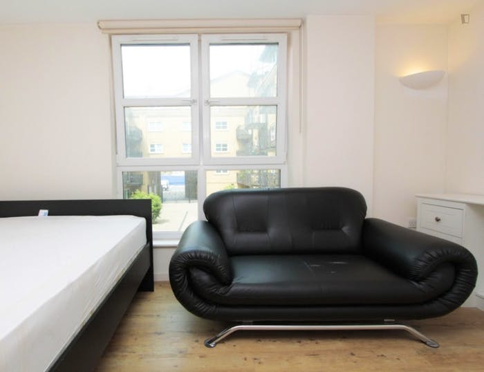 Very nice double bedroom near University of East London  - Gallery -  2