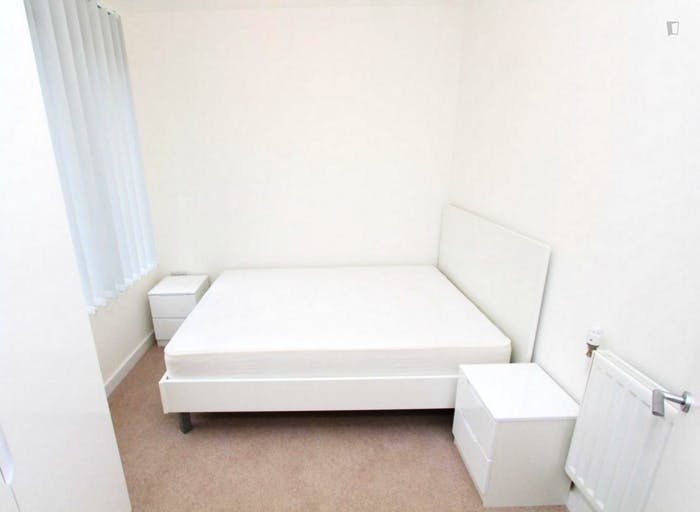 Welcoming double bedroom in Royal Docks  - Gallery -  5