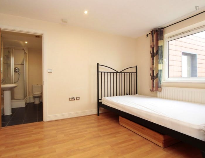 Well-lit double ensuite bedroom in Silvertown  - Gallery -  6