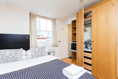 Studio apartment in well-connected King's Cross  - Gallery -  2
