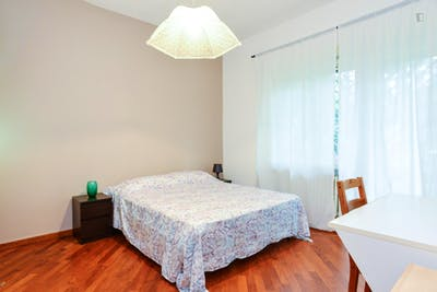 Very nice double bedroom near Magliana train station  - Gallery -  1