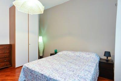 Very nice double bedroom near Magliana train station  - Gallery -  3