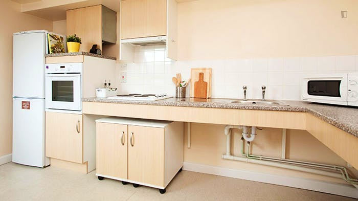 Welcoming studio in a residence, near the Stepney Green tube  - Gallery -  8