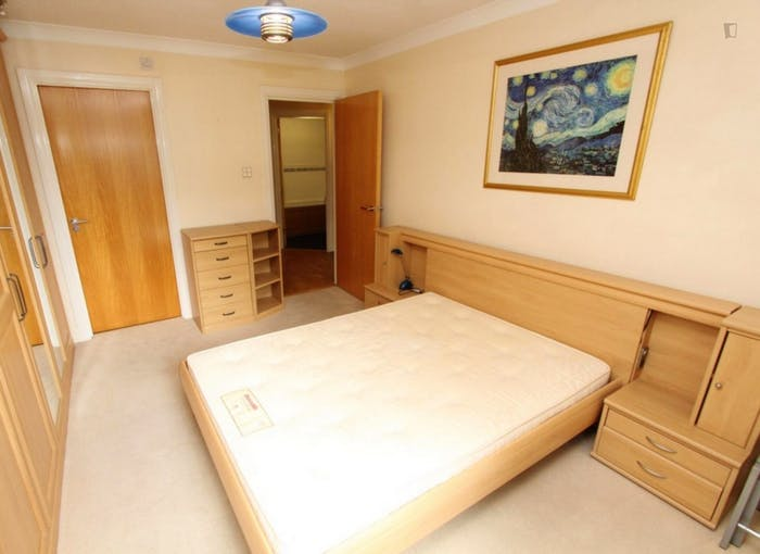 Very nice double ensuite bedroom in Limehouse  - Gallery -  4