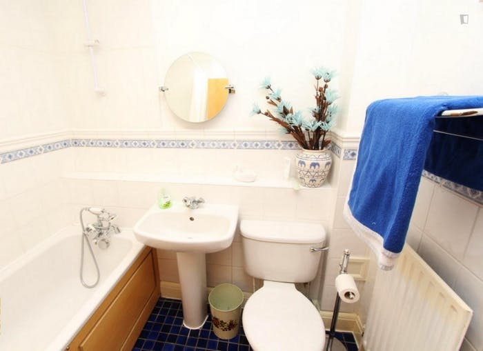 Very nice double ensuite bedroom in Limehouse  - Gallery -  9