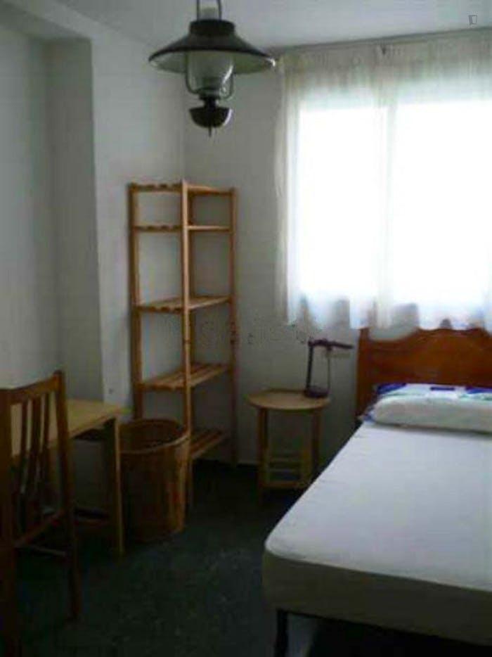 Very homely single bedroom in Benimaclet  - Gallery -  1