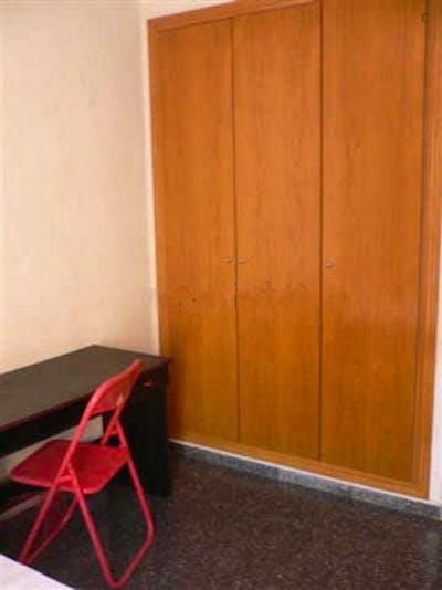 Student-friendly single bedroom, in a 4-bedroom flat in Benimaclet  - Gallery -  1