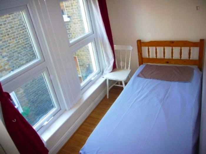 Very nice double bedroom in Deptford  - Gallery -  1