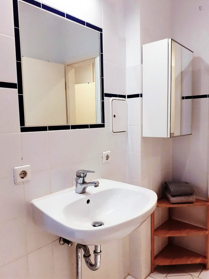 Wonderful 1-bedroom apartment in Berlin, Charlottenburg near Sophie-Charlotte Platz metro station  - Gallery -  1