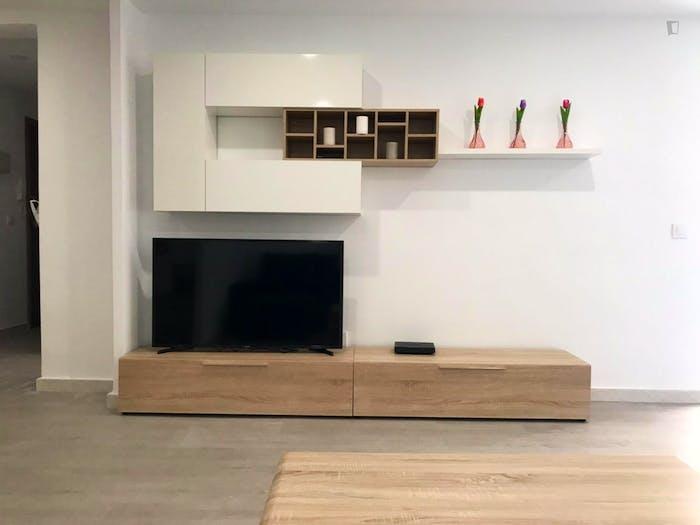 Very neat double bedroom in Benimaclet  - Gallery -  6