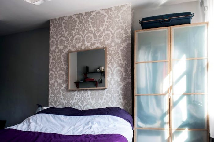 Very neat double bedroom near Vauxhall Park  - Gallery -  2