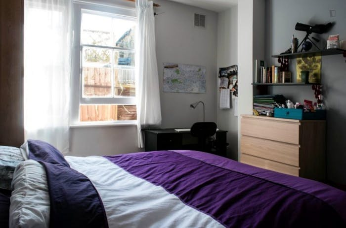 Very neat double bedroom near Vauxhall Park  - Gallery -  1