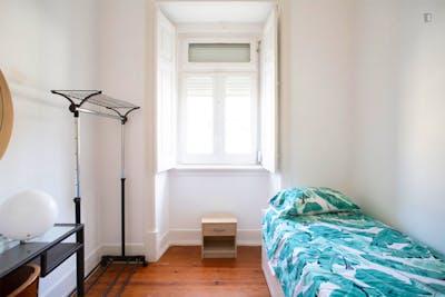 Welcoming single room in Arroios  - Gallery -  2