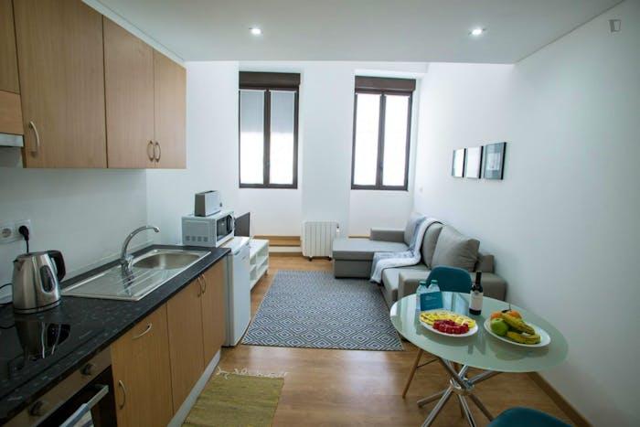 Wonderful 1-bedroom apartment in Santo Ildefonso  - Gallery -  8