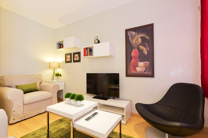 Very cool 2 bedrooms apartment in Les Corts  - Gallery -  3