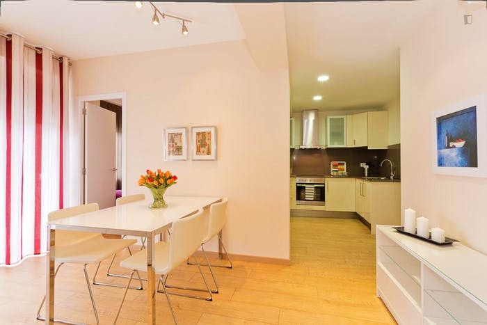 Very cool 2 bedrooms apartment in Les Corts  - Gallery -  5